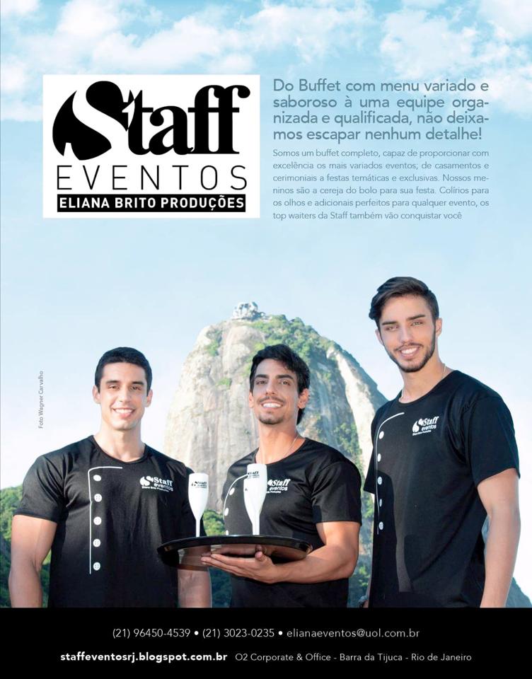 Staff Eventos Buffet Top Waiters
