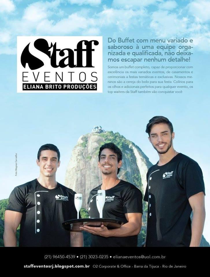 Staff Eventos Buffet