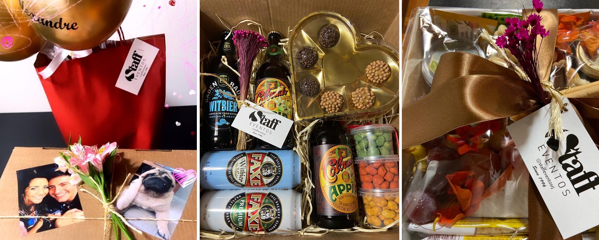 Box de Aniversário Delivery