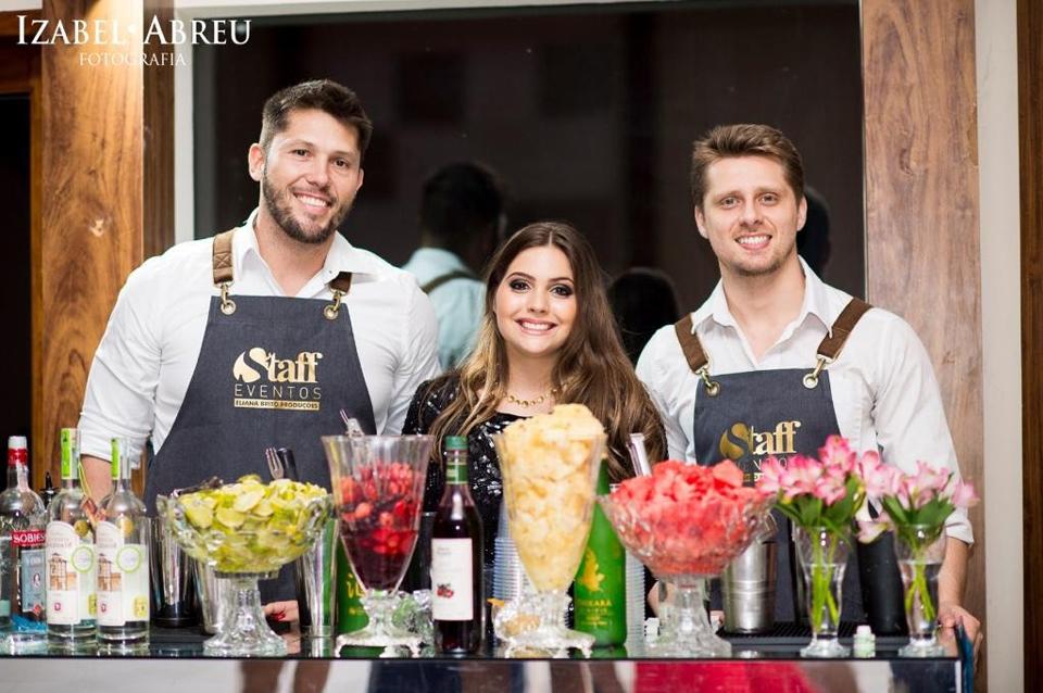 Buffet e Open Bar Staff Eventos