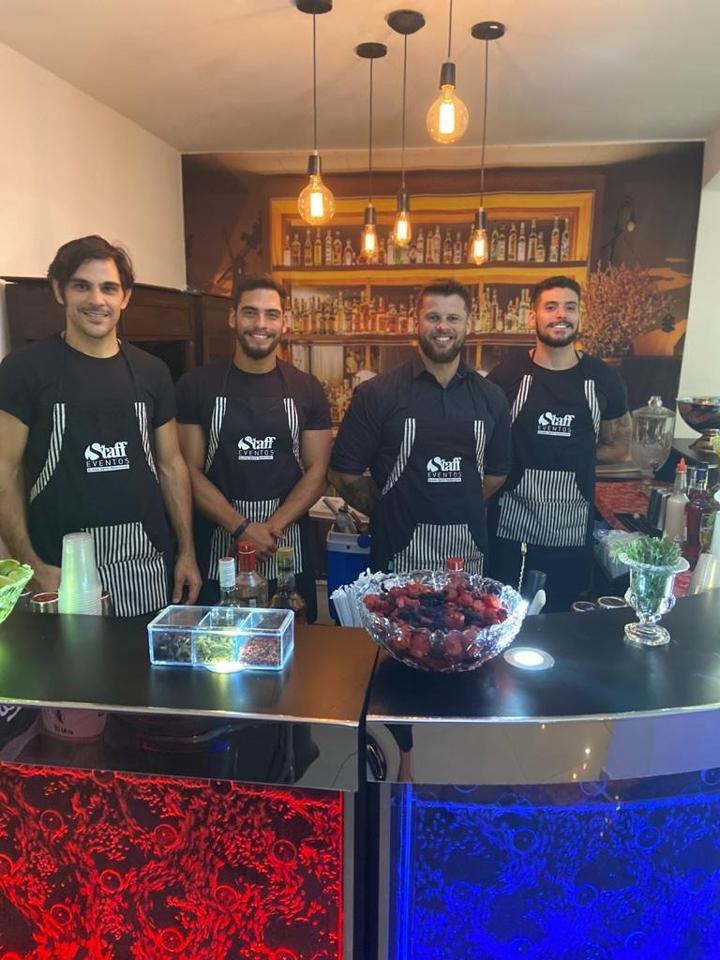 Open Bar e Buffet Staff Eventos